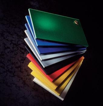 Desky z pěněného PVC